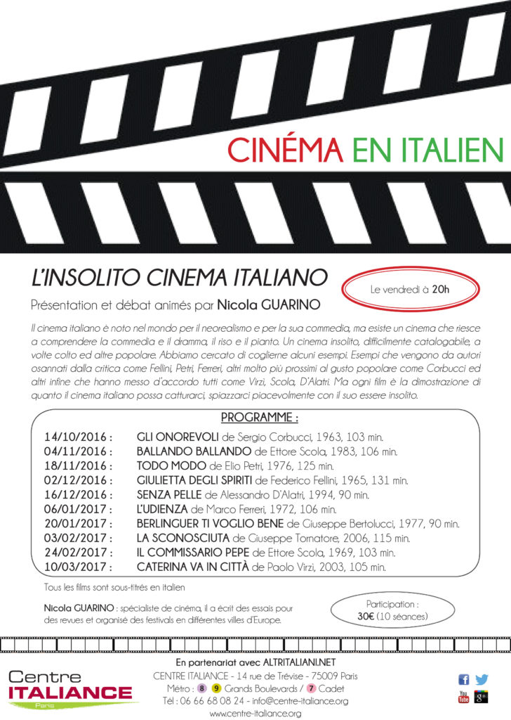 Cinema Italiance